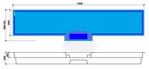 Range ii for Lap pool dimensions